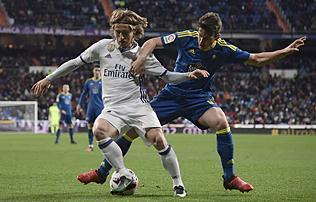 Király-kupa: hullámvölgyben a Real, nyert a Celta Madridban