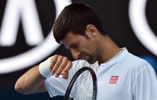 Aus. Open: Djokovics kiesett, üzbég csoda Melbourne-ben!