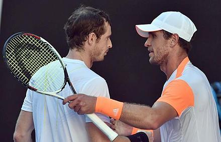 Aus. Open: itt az újabb szenzáció – Murray is kiesett