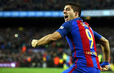 Barcelona: megvan az egyezség Suárezzel a hosszabbításról