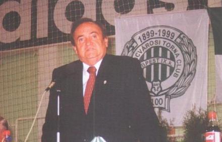 FTC: elhunyt Torgyán József, a klub korábbi elnöke