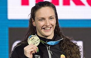 Rp. úszó-vb: Hosszú a harmadik napon sem maradt arany nélkül