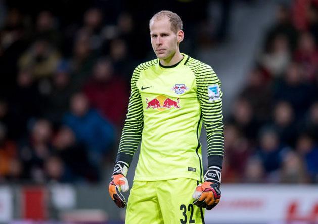 A tizenegyest védő Gulácsi Péter lett a forduló legjobb kapusa a Kickernél (Fotó: AFP)