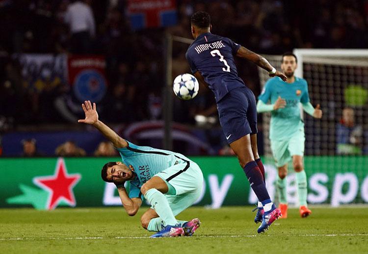 A Barcelona nagyot bukott Párizsban, de még lesz egy visszavágó – vajon hiú a remény? (Fotók: AFP)