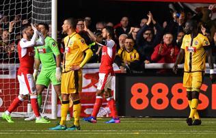 FA-kupa: az Arsenal megállította a meglepetéscsapatot