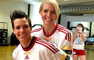 Női kézi: mindkét Hammerseng-Edin befejezi a szezon végén