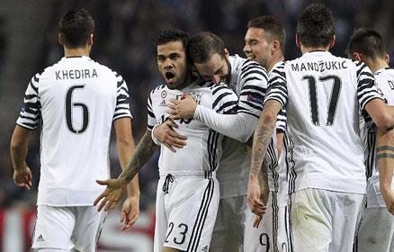A Juventus rekordokat döntött, megdőlt a BL-csúcs!