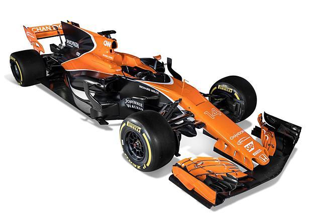 f1: narancssárga és fekete az új mclaren-honda – képek - nso