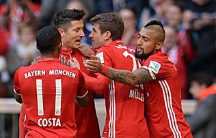 Bundesliga: nyolcgólos Bayern-sikerrel lett ezredes Ancelotti