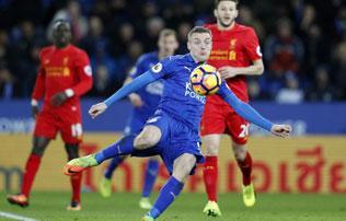 Ranieri után az élet: Vardy duplázott, a Leicester legyőzte a Poolt