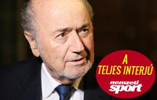 Blatter: Nem vagyok bűnös – a teljes exkluzív interjú a FIFA korábbi elnökével