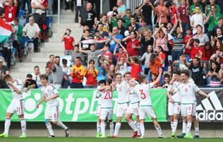 U17: vége az elitkörnek, velük játszhatunk az Európa-bajnokságon
