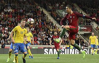 Felkészülés: ünnepinek indult C. Ronaldo estéje, no de a vége…