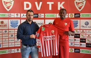 DVTK: aláírt a kameruni, ma pályára léphet a Fradi ellen