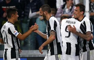 Serie A: a Juventus egy félidő alatt elintézte ellenfelét