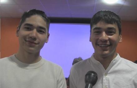 Rp. gyorskori: viccesek, közvetlenek, jó fejek – ilyennek látják a Liu fivéreket