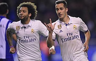 La Liga: a tartalékos Real hat gólig jutott La Corunában