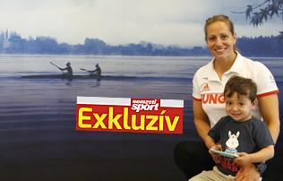 Kajak-kenu: Nagyon vonz a tokiói olimpia, de... – Fazekas-Zur