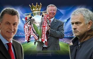 Mourinho Hitzfeldet beérte, de Ferguson még messze – Top 10
