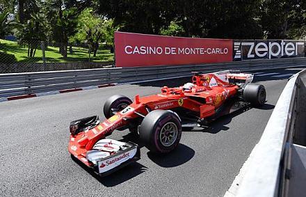Vettel nyert Monacóban, 25 ponttal vezet Hamilton előtt