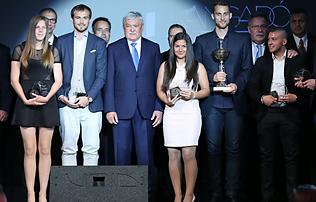 NB I: Lazovicsot és Rossit választották az idény legjobbjának