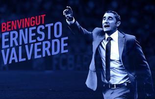 Barcelona: Ernesto Valverde az új vezetőedző – hivatalos