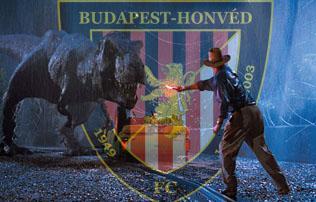 Ilyen volt a világ, mikor a Honvéd legutóbb bajnoki címet nyert!
