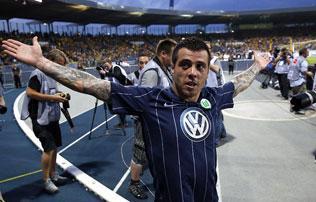 Bundesliga: gól 538 nap után, bent maradt a Wolfsburg!