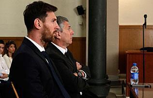 Barcelona: Messi megválthatja 21 hónapos börtönbüntetését