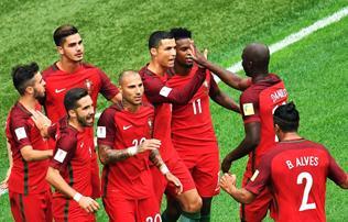 C. Ronaldo beérte Kocsist, Portugália csoportelső