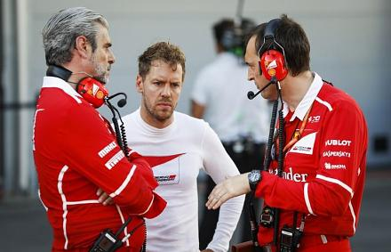 F1: Vettelt majdnem kizárták Azerbajdzsánban – sajtóhír