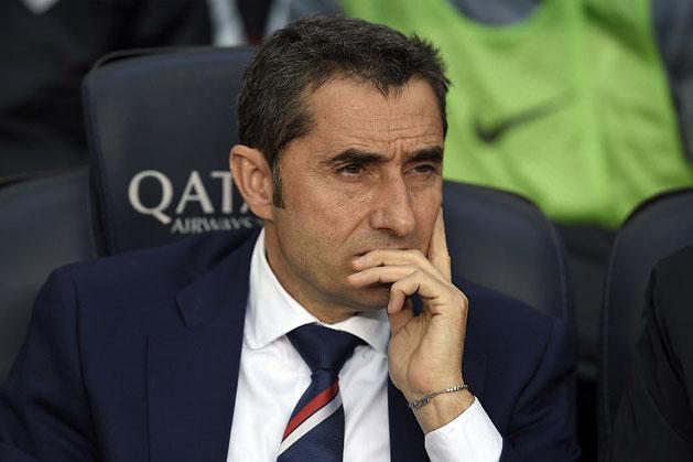 Szinte biztos, hogy Ernesto Valverde lesz a Barcelona következő vezetőedzője (Fotó: AFP, archív)