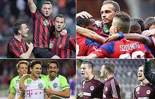 Honvéd–Celtic? Fradi–Partizani megint?! Kik lehetnek a mieink kupaellenfelei?