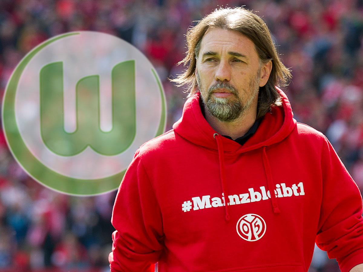 Martin Schmidt lett a Wolfsburg új edzője (Fotó: AFP)