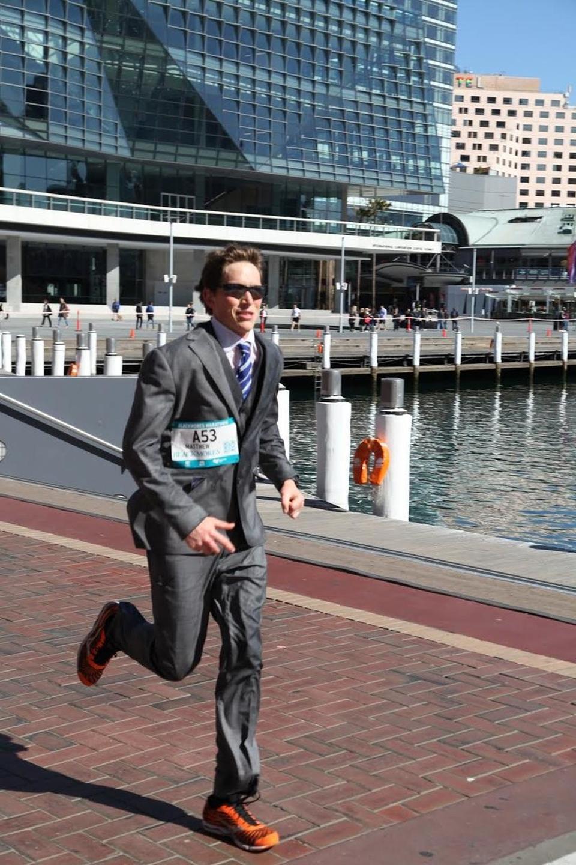 8fd92e22ff Képek: így még egészen biztosan nem futott maratonit! - NSO
