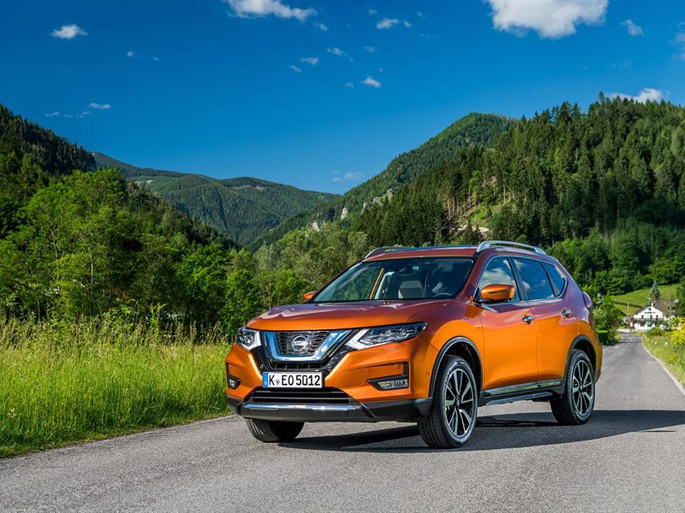 Nissan X-Trail – az UEFA Bajnokok Ligája támogatója - NSO