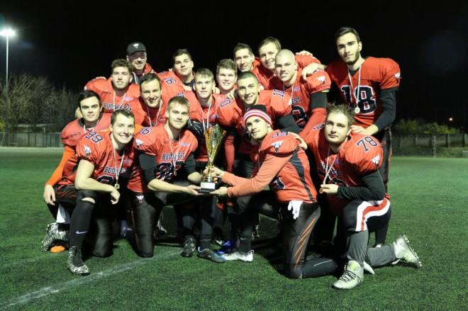 0069aeef4d Amerikai foci: ismét a Budapest Wolves az U19-es bajnok