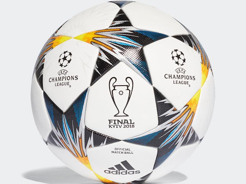 Ilyen lesz a kijevi döntő labdája ecbf5046c3