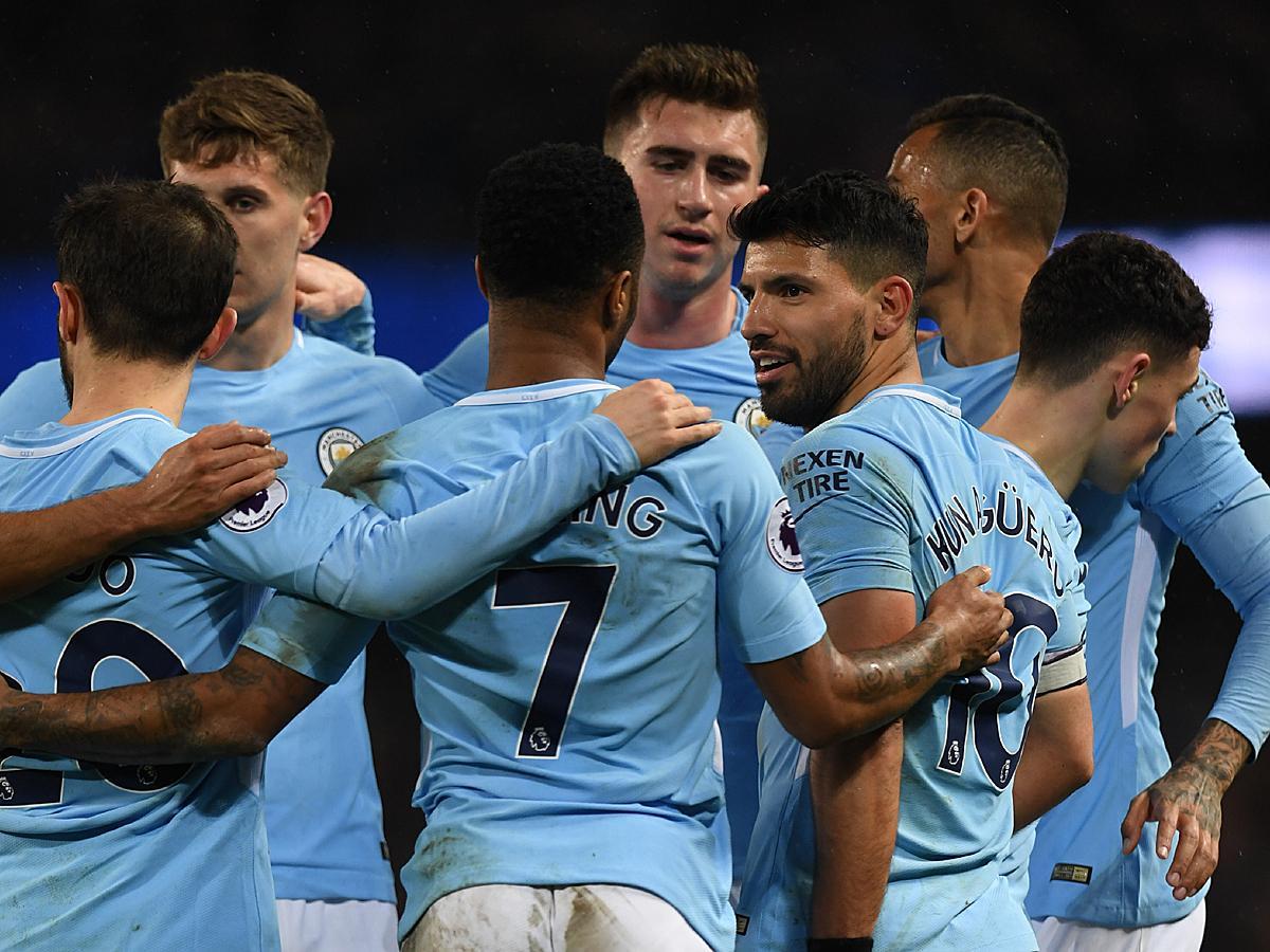 Sosem volt még drágább keret a Manchester City mostani állományánál (Fotó: AFP)