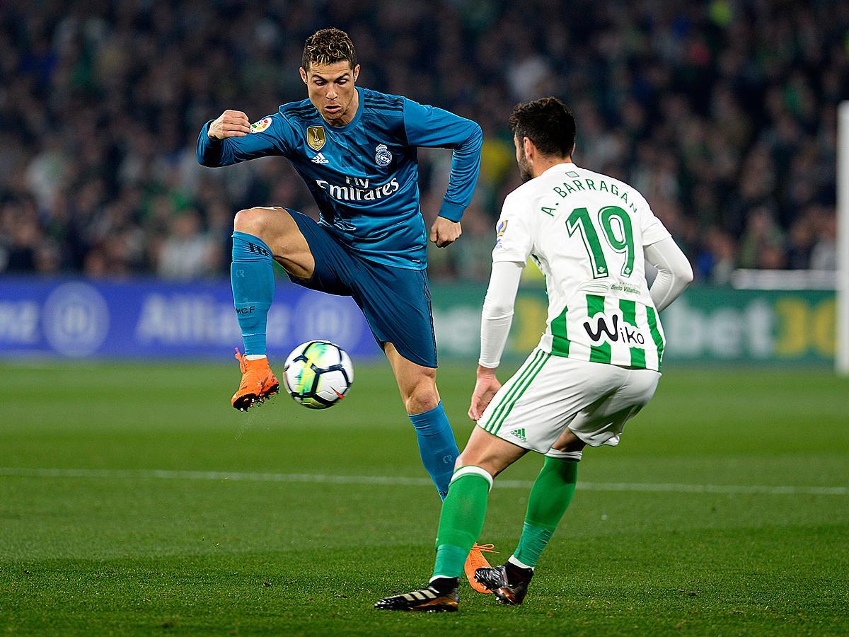 Cristiano Ronaldo újabb kategóriában lett (társ)rekorder a Real Madridnál (Fotó: AFP)