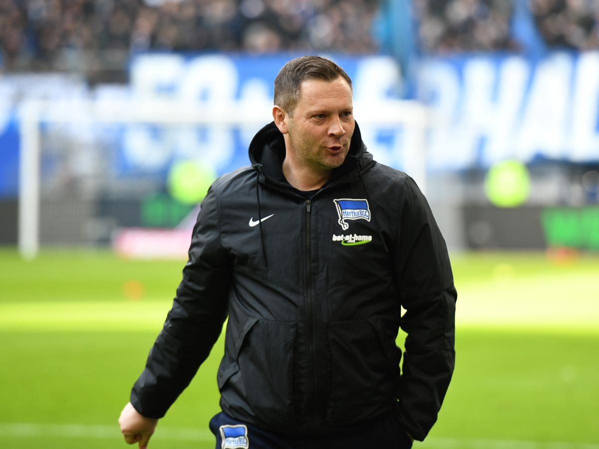 Dárdai Pál együttese fontos három pontot szerzett (Fotó: AFP)