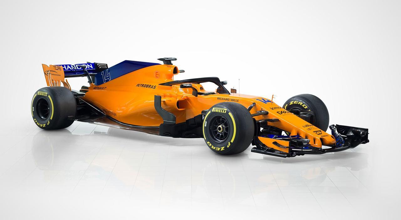 f1: klasszikus narancsba öltözött a mclaren új versenygépe – képek