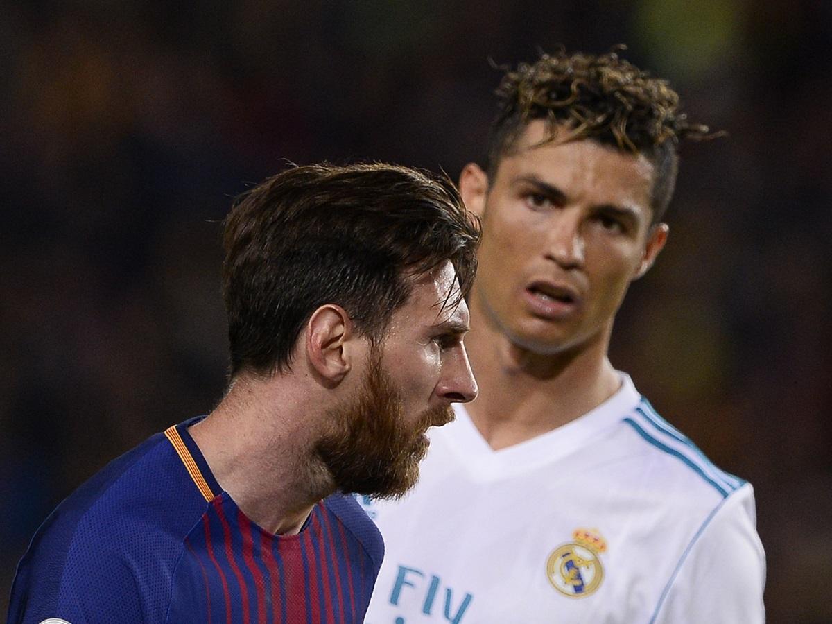A Barcelona–Real Madrid mérkőzéseket ezentúl a Spíler Tv-n kell keresni (Fotó: AFP)