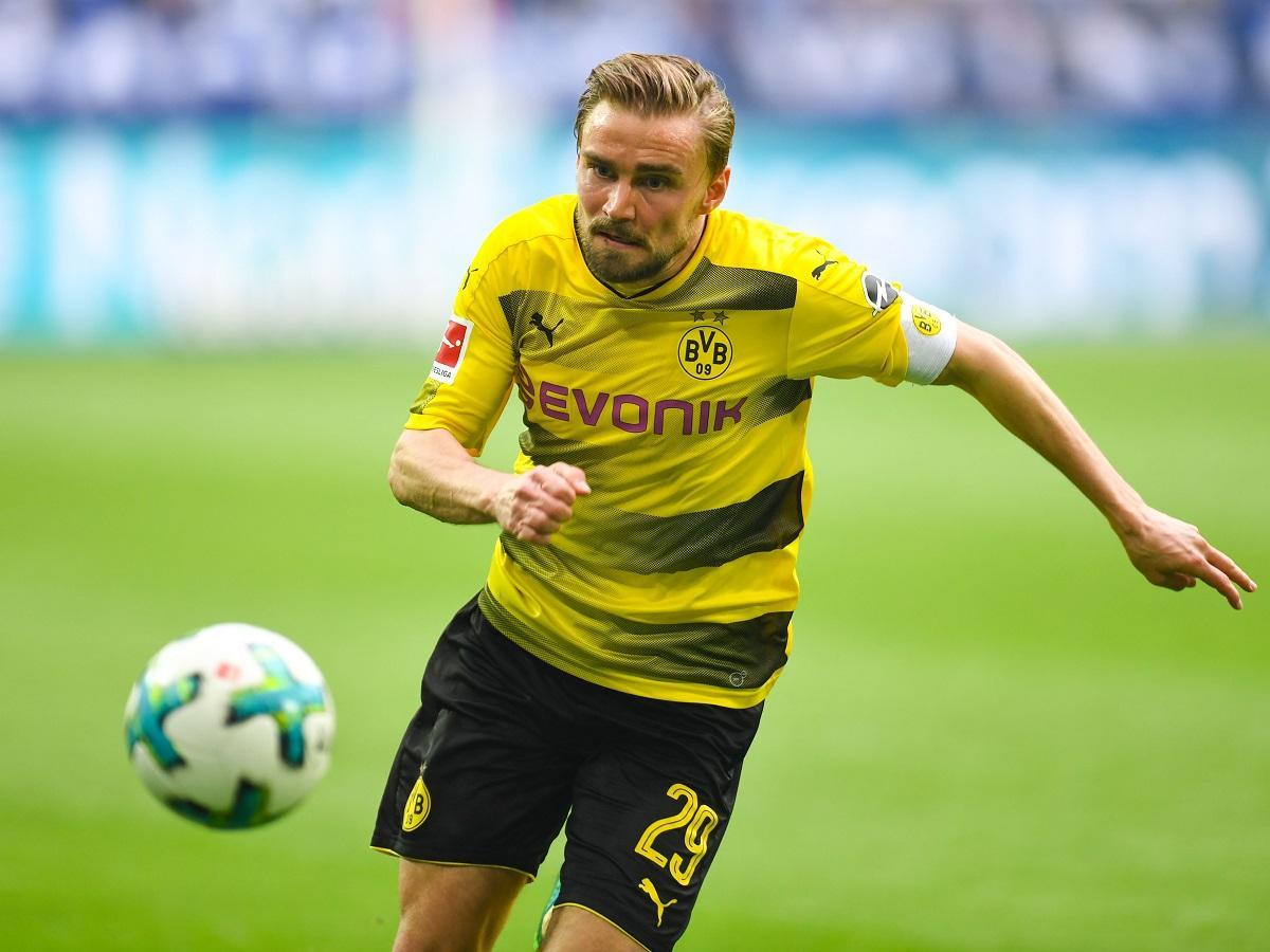 Marcel Schmelzer két évig volt a Borussia Dortmund csapatkapitánya (Fotó: AFP)