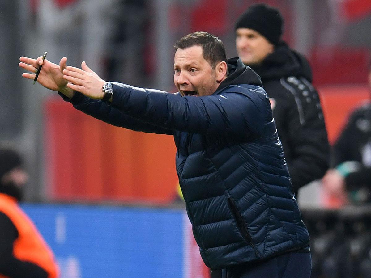Dárdai Pál az új szezonban változtatna a taktikán (Fotó: AFP)