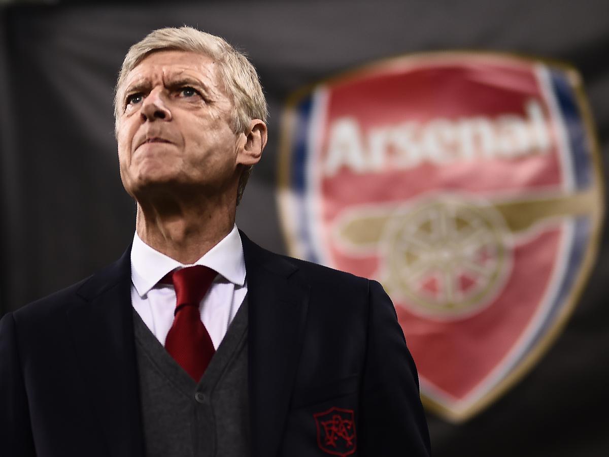 A tavaszi szezon vége már búcsúturné lesz: Arsene Wenger távozik az Arsenaltól (Fotó: AFP)