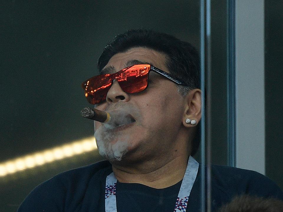 Vb 2018: Mindenkitől bocsánatot kérek – Maradona