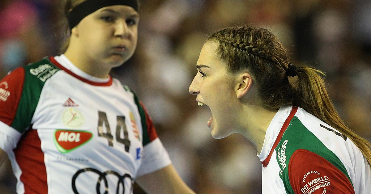Női junior kézi-vb: Magyarország–Dél-Korea elődöntő – ÉLŐ!