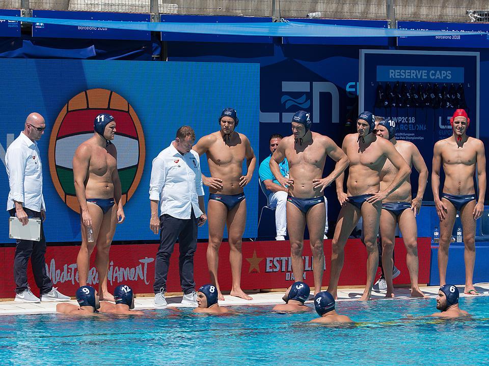 Sorsdöntő mérkőzésre készül a magyar válogatott (Fotó  Kovács Anikó) 5600c39c9e