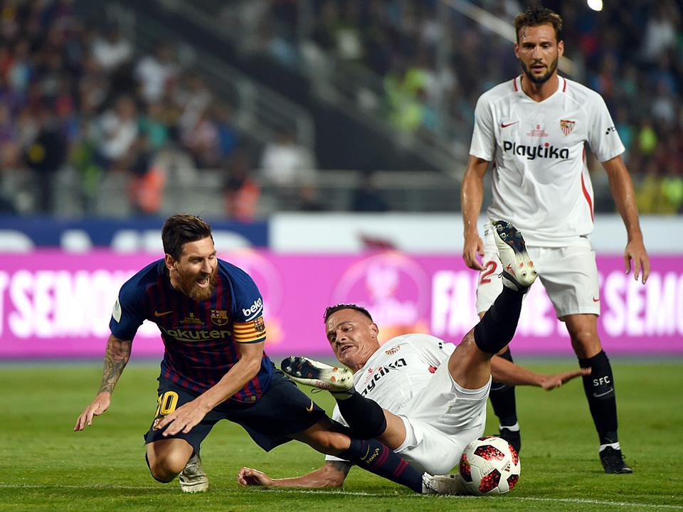 Megvan Messi 33. trófeája d13e3aa821